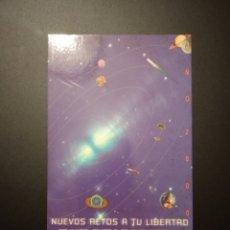 Coleccionismo Papel Varios: POSTAL CONTRA ABUSO DROGAS AÑO 2000. Lote 195146606
