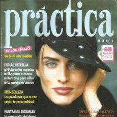 Coleccionismo Papel Varios: TOP MODEL - REVISTA PRÁCTICA - ONLY COVER - 1 HOJA . Lote 195191796