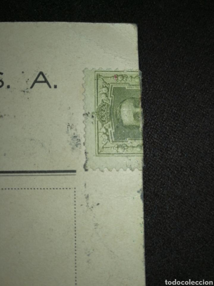 Coleccionismo Papel Varios: ANTIGUA TARJETA COMERCIAL INDUSTRIAS SIDERÚRGICAS BARCELONA. - Foto 3 - 195343213