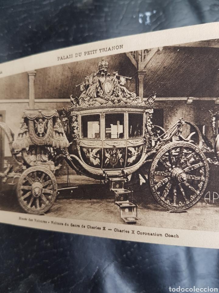 Coleccionismo Papel Varios: ANTIGUO CATALOGO DE POSTALES DE VERSALLES - Foto 5 - 195390602