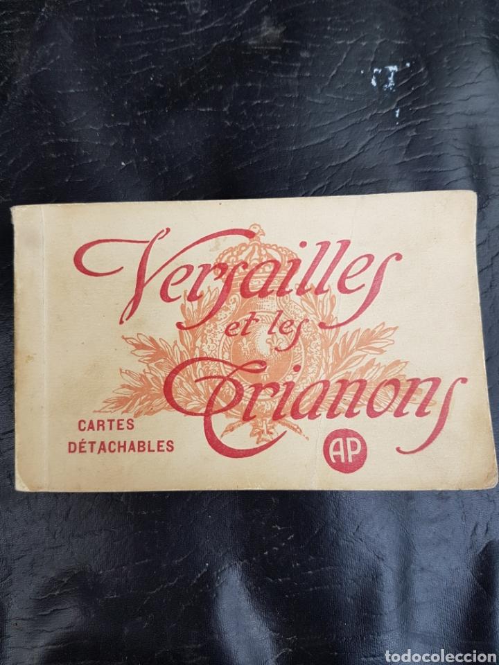 ANTIGUO CATALOGO DE POSTALES DE VERSALLES (Coleccionismo en Papel - Varios)