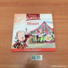 Coleccionismo Papel Varios: ERASE LA MÚSICA MOZART. Lote 195444021