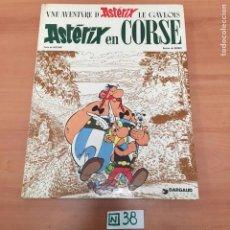 Coleccionismo Papel Varios: ASTERIX EN CORSE. Lote 195444073