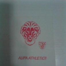 Coleccionismo Papel Varios: SERVILLETA DE PAPEL AÚPA ATHLETIC !!. Lote 195498291