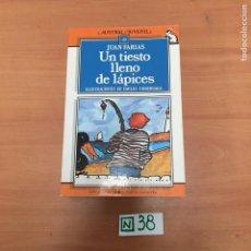 Coleccionismo Papel Varios: UN TIESTO LLENO DE LÁPICES. Lote 195499762