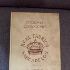 Coleccionismo Papel Varios: FABULOSO LIBRO DE SARGADELOS. Lote 196943617