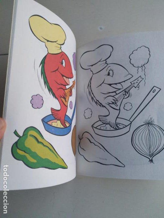 Coleccionismo Papel Varios: Cuaderno PINTANDO ANIMALITOS No. 2 (Álbum para Colorear Susaeta). 1985 - Foto 3 - 195961908