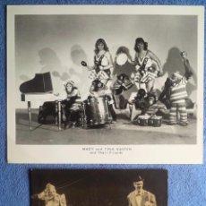Coleccionismo Papel Varios: CIRCO. FOTOS VINTAGE. CLOWNS TRÍO FRANCESCO. MADY Y TINA KASTEN.. Lote 199482893