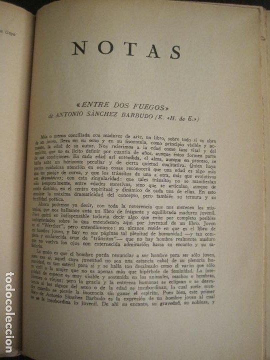 Coleccionismo Papel Varios: GUERRA CIVIL-HORA DE ESPAÑA-JUNIO 1938-REVISTA XVIII-ANTONIO MACHADO,CERNUDA...-VER FOTOS-(V-19.548) - Foto 11 - 201324091