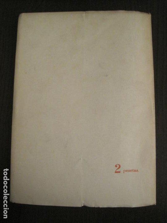 Coleccionismo Papel Varios: GUERRA CIVIL-HORA DE ESPAÑA-JUNIO 1938-REVISTA XVIII-ANTONIO MACHADO,CERNUDA...-VER FOTOS-(V-19.548) - Foto 15 - 201324091