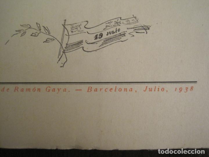 Coleccionismo Papel Varios: GUERRA CIVIL-HORA DE ESPAÑA-JULIO 1938-REVISTA XIX-ANTONIO MACHADO, UNAMUNO...-VER FOTOS-(V-19.549) - Foto 4 - 201324685