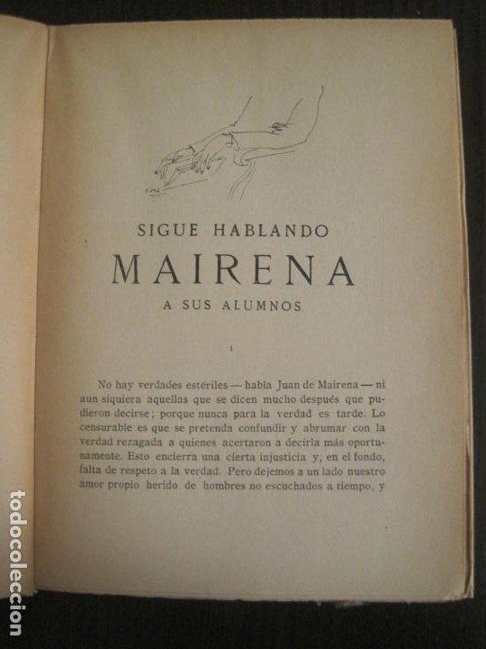 Coleccionismo Papel Varios: GUERRA CIVIL-HORA DE ESPAÑA-JULIO 1938-REVISTA XIX-ANTONIO MACHADO, UNAMUNO...-VER FOTOS-(V-19.549) - Foto 6 - 201324685