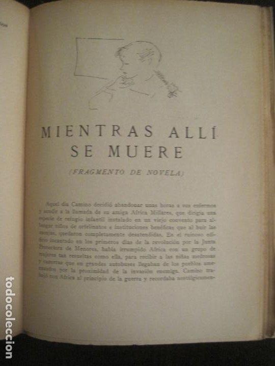 Coleccionismo Papel Varios: GUERRA CIVIL-HORA DE ESPAÑA-JULIO 1938-REVISTA XIX-ANTONIO MACHADO, UNAMUNO...-VER FOTOS-(V-19.549) - Foto 13 - 201324685
