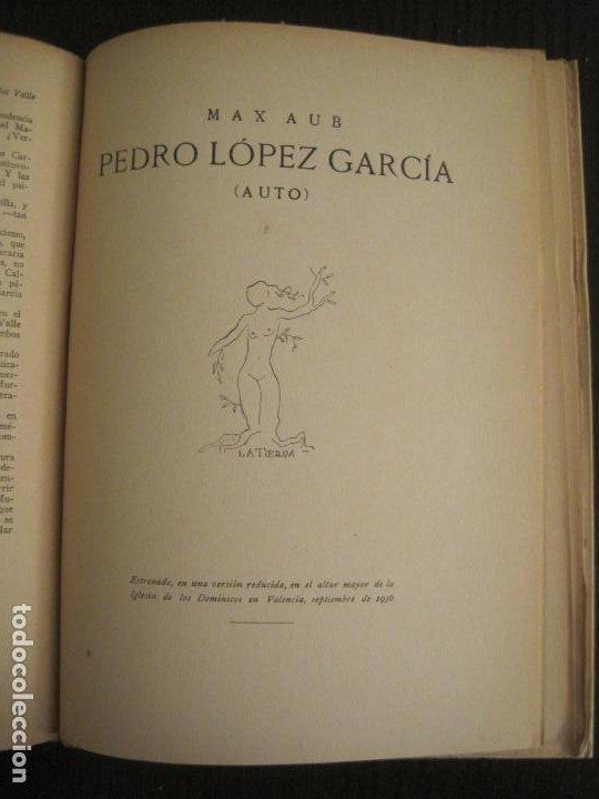 Coleccionismo Papel Varios: GUERRA CIVIL-HORA DE ESPAÑA-JULIO 1938-REVISTA XIX-ANTONIO MACHADO, UNAMUNO...-VER FOTOS-(V-19.549) - Foto 16 - 201324685