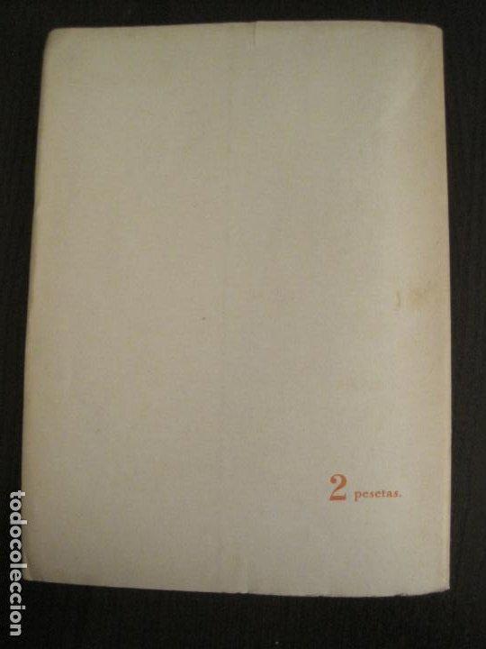 Coleccionismo Papel Varios: GUERRA CIVIL-HORA DE ESPAÑA-JULIO 1938-REVISTA XIX-ANTONIO MACHADO, UNAMUNO...-VER FOTOS-(V-19.549) - Foto 19 - 201324685