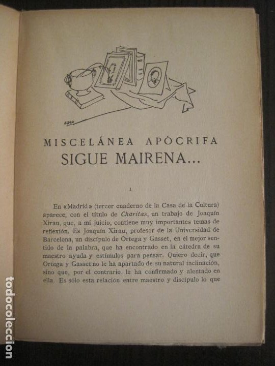 Coleccionismo Papel Varios: GUERRA CIVIL-HORA DE ESPAÑA-AGOSTO 1938-REVISTA XX-ANTONIO MACHADO, ZAMBRANO...-VER FOTOS-(V-19.550) - Foto 6 - 201325257