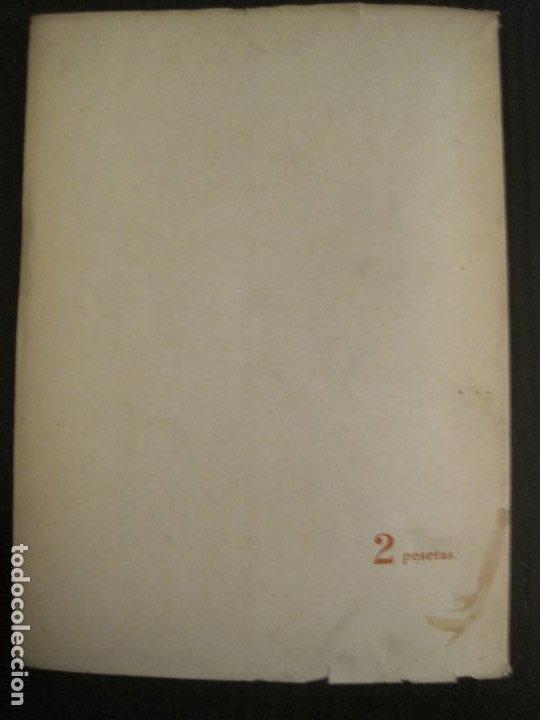 Coleccionismo Papel Varios: GUERRA CIVIL-HORA DE ESPAÑA-AGOSTO 1938-REVISTA XX-ANTONIO MACHADO, ZAMBRANO...-VER FOTOS-(V-19.550) - Foto 16 - 201325257