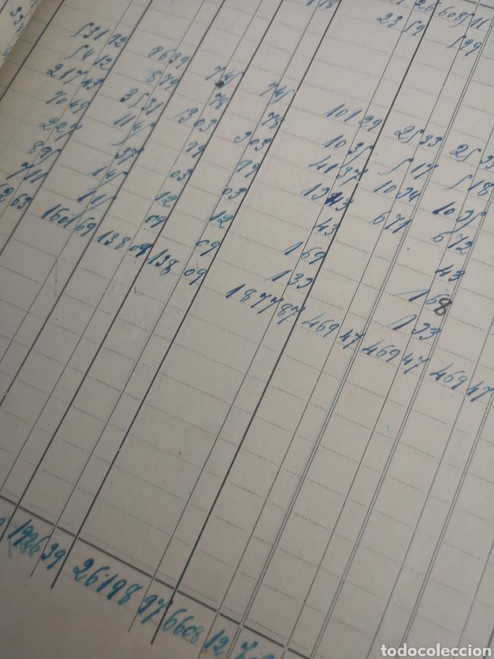 Coleccionismo Papel Varios: Lista cobratoria 1935 Santiago de Carbajo Cáceres. - Foto 4 - 201843557