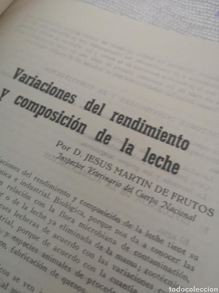 Coleccionismo Papel Varios: Anales de la asociación veterinaria de higiene bromatologica 1953. - Foto 3 - 201892406