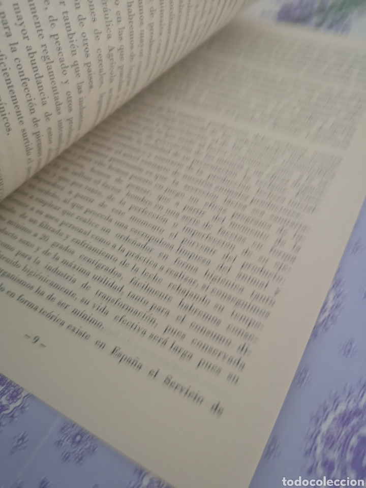 Coleccionismo Papel Varios: Asociación nacional de veterinarios titulares de España. 1957 - Foto 2 - 201892840