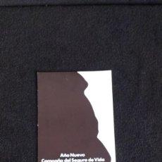 Coleccionismo Papel Varios: PUBLICIDAD TROQUELADA - FERNANDO REY - ASEGURADORES DE VIDA. Lote 202002717