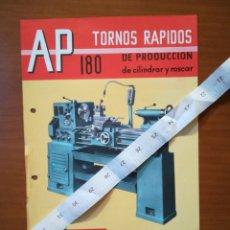 Coleccionismo Papel Varios: PUBLICIDAD TORNOS PINACHO SAN SEBASTIAN. Lote 202021578