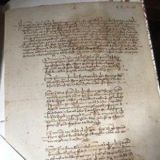 Coleccionismo Papel Varios: CONCORDIA DE SEGOVIA EDICIÓN FACSÍMIL. Lote 203353455