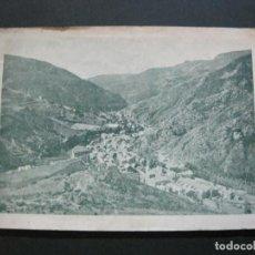Coleccionismo Papel Varios: RIBAS DE FRESER-FIESTA MAYOR DE LA VILLA-AÑO 1948-PROGRAMA-VER FOTOS-(70.281). Lote 204811766