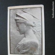 Coleccionismo Papel Varios: ORFEO CATALA-DIADA DE SANTA CECILIA-ANY 1927-TARJETA ANTIGUA-(70.292). Lote 204814155