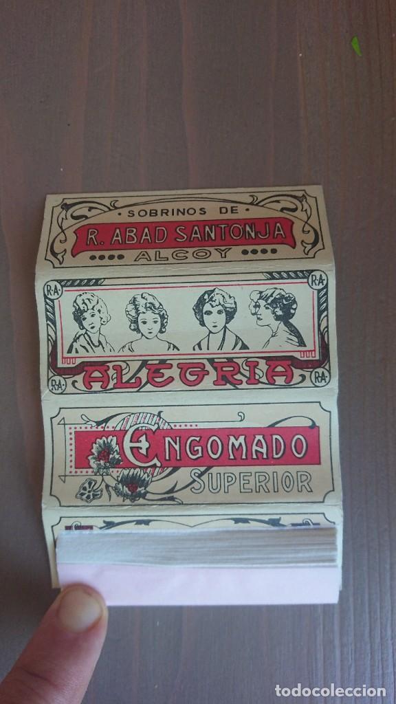 PAPEL DE FUMAR ALEGRIA (Coleccionismo en Papel - Varios)