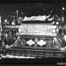 Coleccionismo Papel Varios: TARJETA SEMANA SANTA DE MALAGA-EL SANTO SEPULCRO-VER FOTO ADICIONAL DEL REVERSO .. Lote 206202862