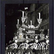 Coleccionismo Papel Varios: TARJETA SEMANA SANTA DE MALAGA-COFRADIA DEL CRISTO DE LOS MUTILADOS.. Lote 206203558
