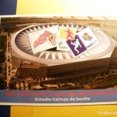Outros artigos de papel: TARJETA POSTAL PREPAGO - FÚTBOL - FINAL DE COPA DEL REY 2020 ATHLETIC CLUB DE BILBAO - REAL SOCIEDAD. Lote 207101081