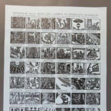 Coleccionismo Papel Varios: AUCA NOVA DEL CARRER DE PETRITXOLL-SEGUNDA EDICIÓN DE RICARD VIVES I SABATÉ 1977. Lote 208588256