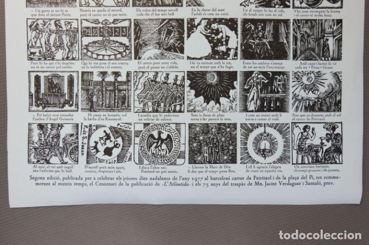 Coleccionismo Papel Varios: Auca nova del Carrer de Petritxoll-segunda edición de Ricard Vives i Sabaté 1977 - Foto 5 - 208588256