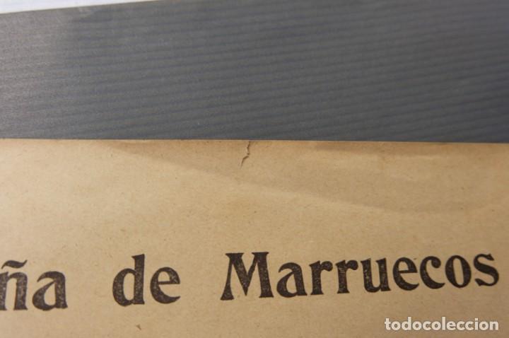 Coleccionismo Papel Varios: Auca La Campaña de Marruecos-Editorial Dep. Barcelona - Foto 5 - 208589542