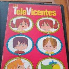 Collectionnisme Papier divers: LOS TELEVICENTES LAU EDICIONES FHER 1975. Lote 208922522