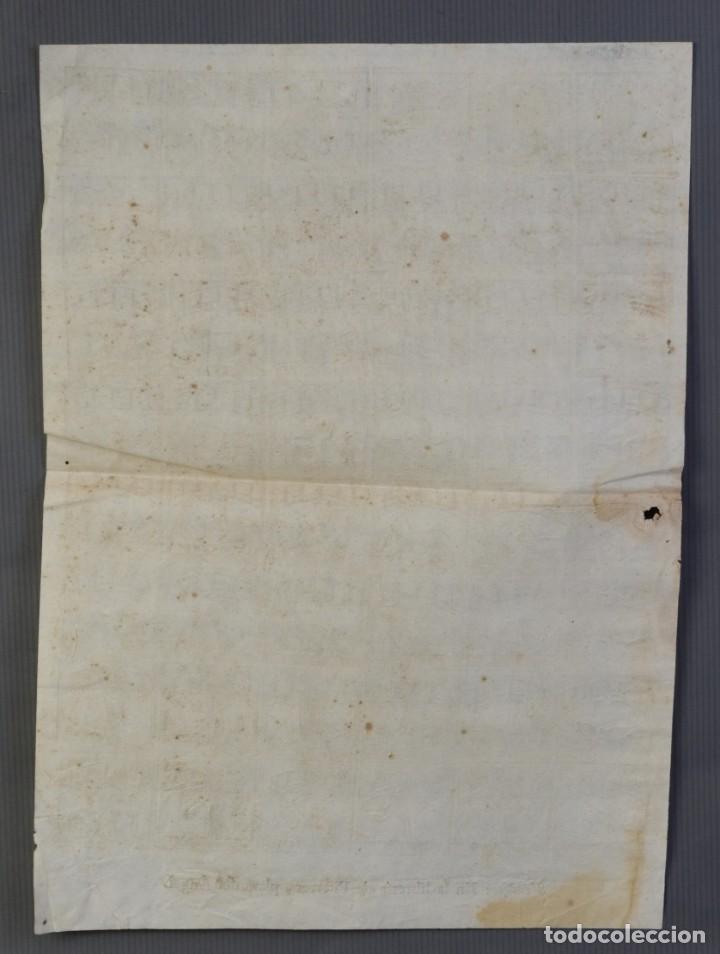 Coleccionismo Papel Varios: Auca Temática taurina-Libreria Piferrer, siglo XIX - Foto 5 - 209971016