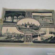 Coleccionismo Papel Varios: TARJETA IMPRESO BARCELONA 1930 DIRIGIDA A MANRESA. Lote 211437746