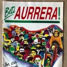 Coleccionismo Papel Varios: HERRI BATASUNA. PROGRAMA ELECTORAL ELECCIONES AL PARLAMENTO VASCO DE 1986.. Lote 211441380