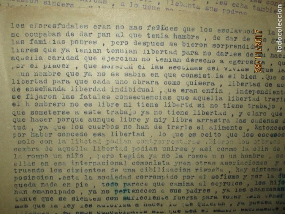 OBRA SOBRE LAS LIBERTADES TRABAJO ETICO SOCIAL CARLOS HERRERO REPRESALIADO POR FRANCO (Coleccionismo en Papel - Varios)