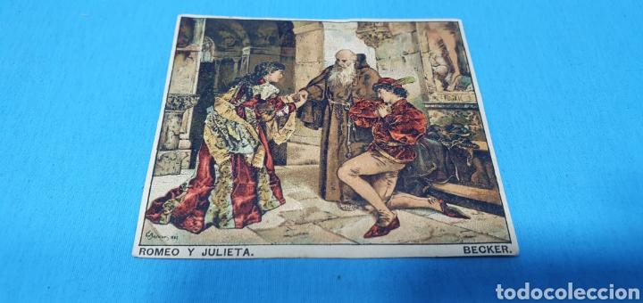 PAPEL DE FUMAR LAYANA LA ZARAGOZANA- ROMEO Y JULIETA - BECKER (Coleccionismo en Papel - Varios)