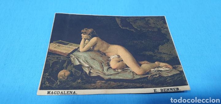 PAPEL DE FUMAR - LAYANA LA ZARAGOZANA - MAGDALENA - E. BENNER (Coleccionismo en Papel - Varios)