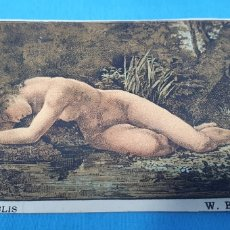 Coleccionismo Papel Varios: PAPEL DE FUMAR - LAYANA LA ZARAGOZANA - BIBLIS - W. BOUGUEREAU. Lote 213766065