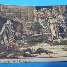 Coleccionismo Papel Varios: PAPEL DE FUMAR - LAYANA LA ZARAGOZANA - CAMPAÑA DE HUESCA - CASADO. Lote 213851286