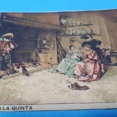 Coleccionismo Papel Varios: PAPEL DE FUMAR - LAYANA LA ZARAGOZANA - DESCANSO EN LA QUINTA - ADRIEN MOREAU. Lote 213851940