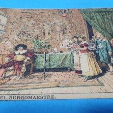 Coleccionismo Papel Varios: PAPEL DE FUMAR - LAYANA LA ZARAGOZANA - EL SANTO DEL BURGOMAESTRE - M. MOREAU. Lote 213852615