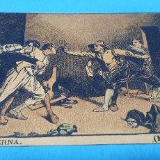 Coleccionismo Papel Varios: PAPEL DE FUMAR - LAYANA LA ZARAGOZANA - EN LA TABERNA - (MEISSONNIER). Lote 213855191