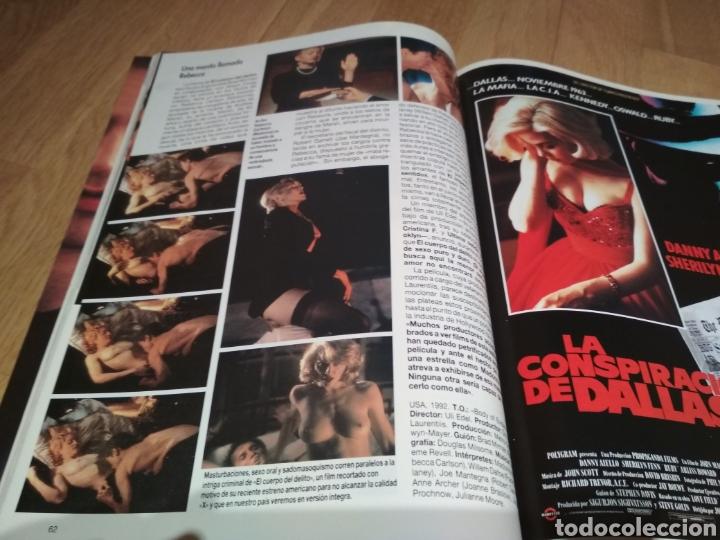 Coleccionismo Papel Varios: Revista de cine Imágenes de actualidad 1993 Madonna Mel Gibson - Foto 3 - 214103203