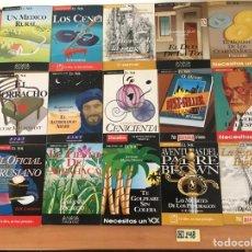 Coleccionismo Papel Varios: LOTE BIBLIOTECA EL SOL. Lote 214128146